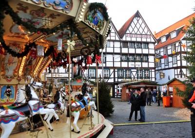 Jahresabschlussfahrt 2014 zum Weihnachtsmarkt nach Soest