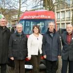 bürgerbus beim RP gruppe kompr.