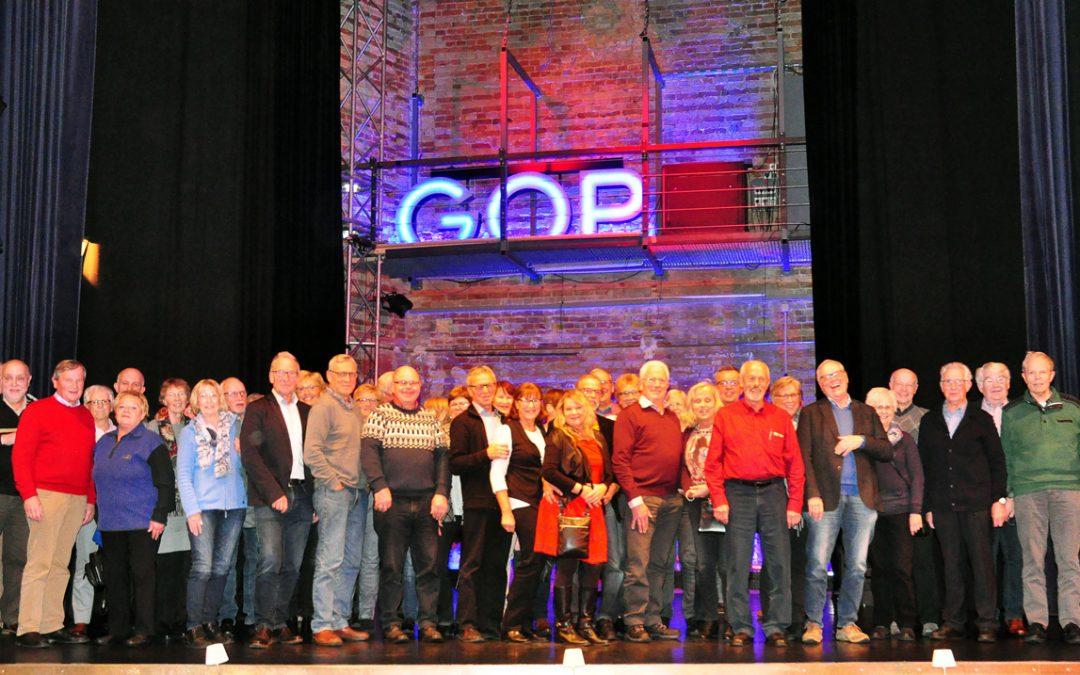 Bürgerbus-Fahrdienst im GOP-Varieté-Theater