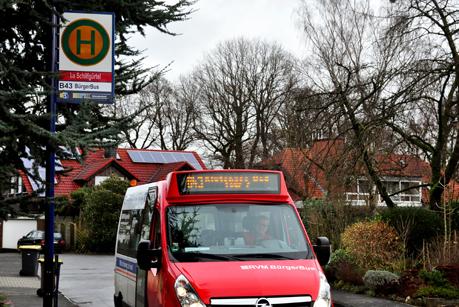 Bürgerbus hat noch viel vor